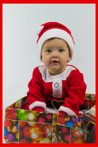 Baby Comes as a Christmas Gift