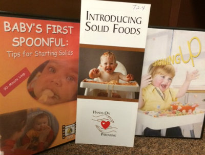 Solid Foods Lessons at Choices Pregnancy Center